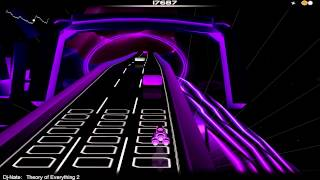 Repeat youtube video Dj-Nate - Theory of Everything 2 | Audiosurf [#3]