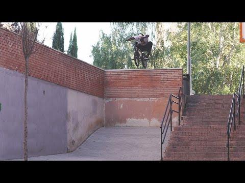 Courage Adams - Animal Bikes - BMX