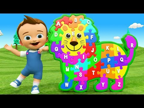 Baby Learn Alphabates By singing Alphabate song for Kids Childrens EDU Videos