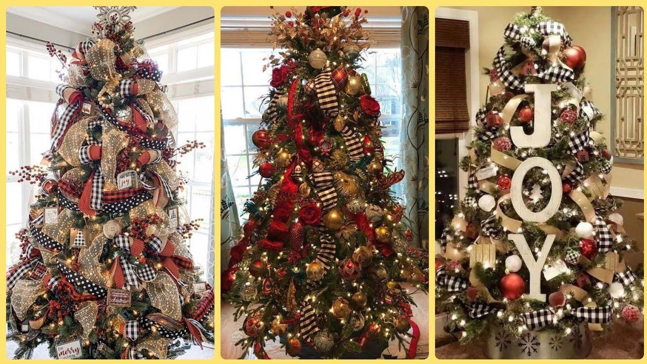 36+ Fabulous Christmas Tree Deocration Ideas & Inspiration ...