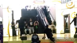 Full video  footage dance battle allstyle kalibata city square rookie battle