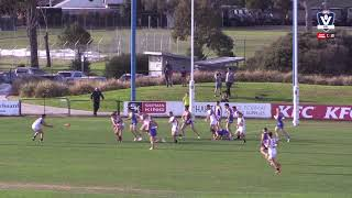 Round 14 VFL highlights v Frankston