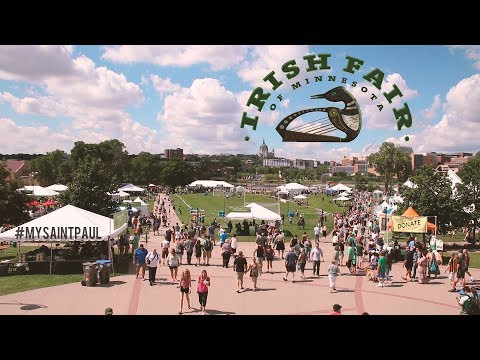 The Irish Fair of Minnesota in Saint Paul