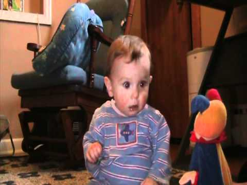 Baby Scared by Jack in the Box  sc 1 st  YouTube & Baby Scared by Jack in the Box - YouTube Aboutintivar.Com