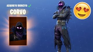 "I Shopped The Raven❗️ ""Fortnite's Stunning New Skin"" 😍"