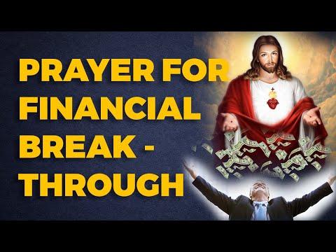Powerful Prayer For Financial Breakthrough | The Financial Breakthrough Prayer That Really Works