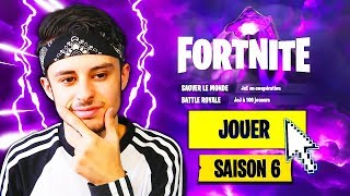 🔴 DEDÉCOUVERTE OF COMBAT SAISON 6 ON FORTNITE! FULL SEASON 6! 😱