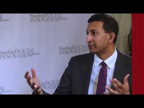 Three Questions With Raj Chetty