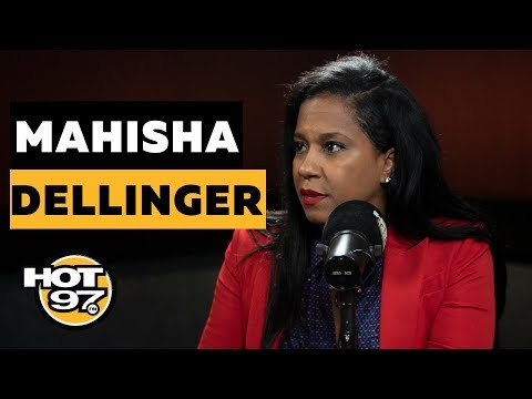 Mahisha Dellinger On Business For Black Women, Founding Curls, & 'Mind Your Business'