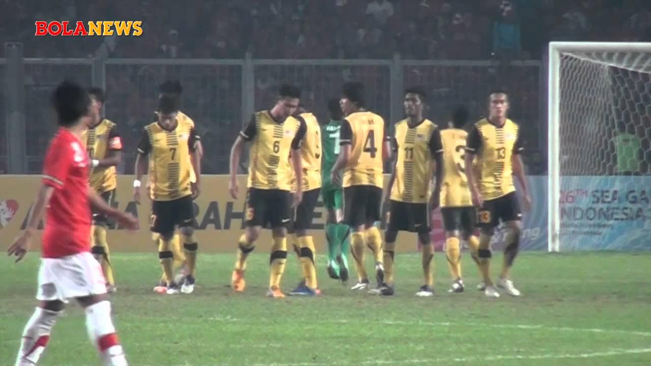 Pertandingan Final Sepak Bola SEA Games Malaysia vs ...