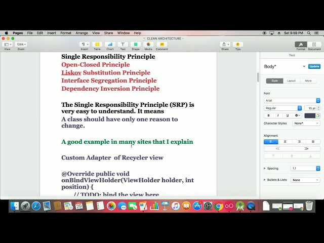 Clean Architecture with MVVM (Basic First Session) - YouTube