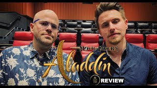 ALADDIN Movie Review | Tavern Talk