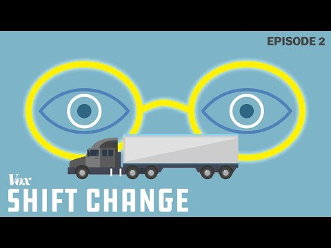 How job surveillance is changing trucking in America