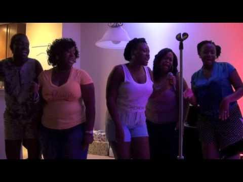 Ken & Lulu's Karaoke Jam