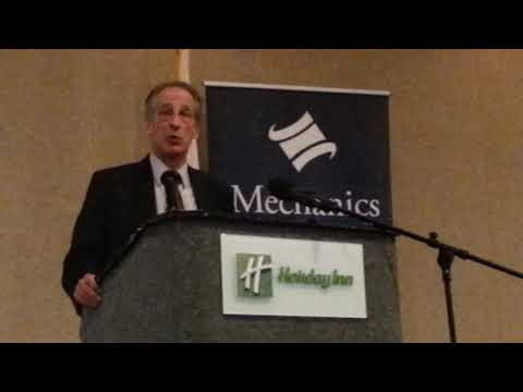Mass. Cannabis Control chairman speaks at Taunton Area Chamber of Commerce annual meeting