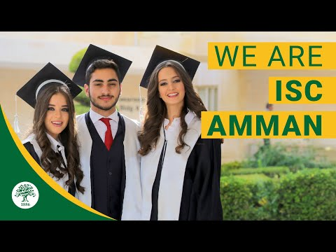 """We Are ISC-Amman"""