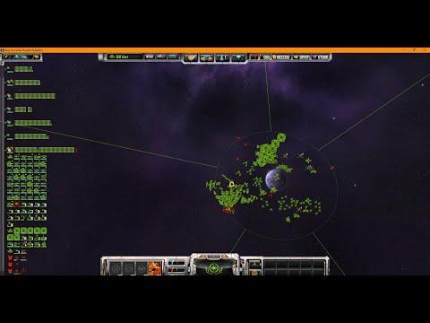 Sins of a Solar Empire:  Rebellion  7 STAR BASES Vs Insane level enemy |