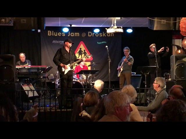 Umeå Live - Blues Jam: Roaring Forties