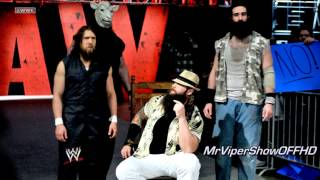 "2013/2014: The Wyatt Family 1st WWE Theme Song - ""Live In Fear"" (w/ Were Here Intro) (HQ + DL)"