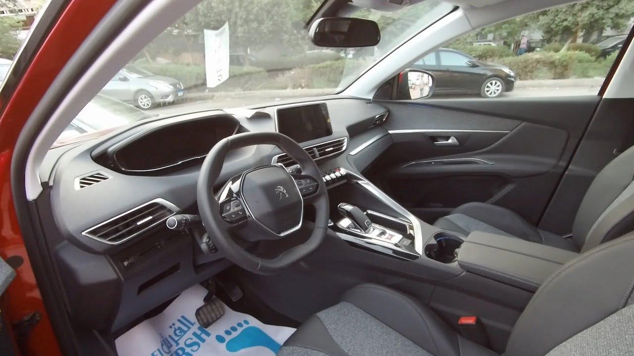 استعراض مواصفات بيجو 3008 2020 الفئة الثانية Peugeot 3008 Youtube