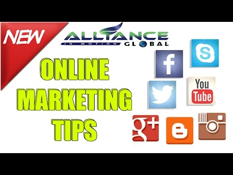 ONLINE MARKETING TIPS by Cris Puntanar