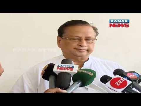 Baijayant Panda May Join BJP Today: Reaction Of PCC President Niranjan Patnaik