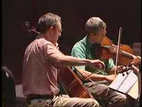 Chick Corea: Rehearsal - La Jolla Music Society's SummerFest 2004