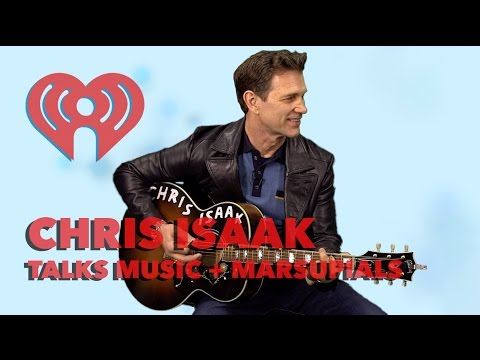 """Chris Isaak on """"First Comes The Night"""" & Australia 