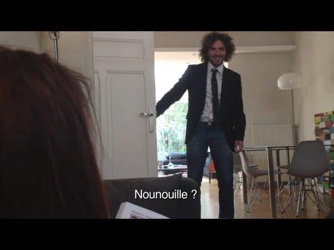 Maxime Musqua - Au restaurant