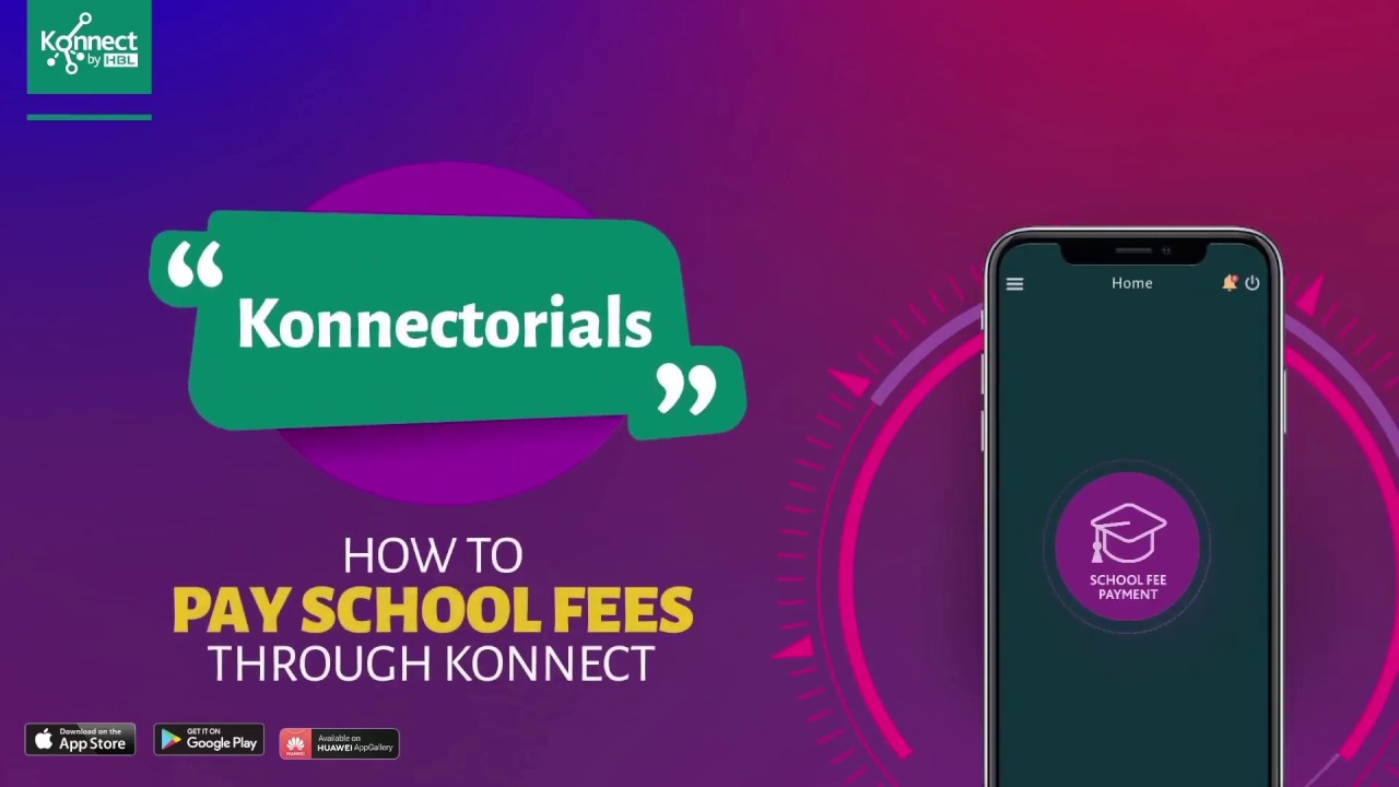 Konnectorial - How to Pay School Fees with Konnect