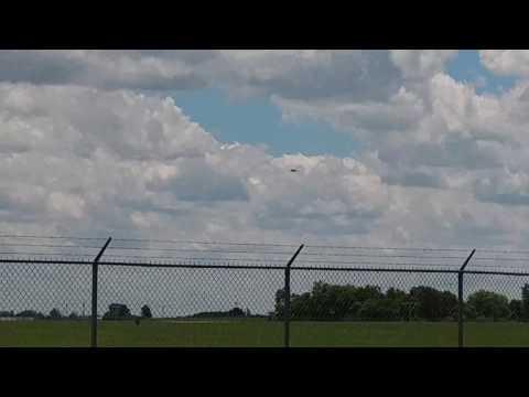 Super Hornet - Dayton Air Show 2017