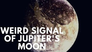 Beware of Jupiter's Largest Moon Ganymede
