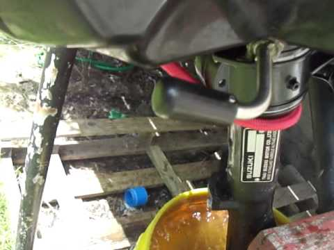 Suzuki Zf2 5 2 5 Hp 4 Stroke Outboard Motor Water Pump