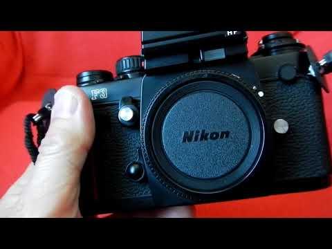 Nikon F3 Camera - Nikon's Best in my Opinion