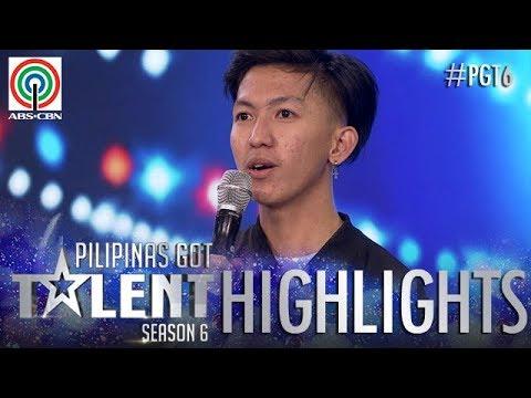 PGT Highlights 2018: Meet Brian Kenneth Rubiano from Bataan