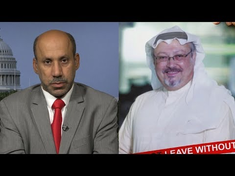 Former Saudi Political Prisoner: Khashoggi's Disappearance is Sending a Gruesome Message to Critics