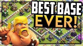 WORLD RECORD BASE - SEVEN Legend League Wins in a ROW in Clash of Clans!