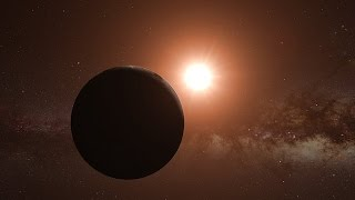 A journey to Proxima Centauri and its planet(This video shows an artist's impression of a trip from Earth (the Pale Blue Dot) to Proxima b, a Pale Red Dot orbiting the closest star to the Solar System, Proxima ..., 2016-08-24T17:06:01.000Z)