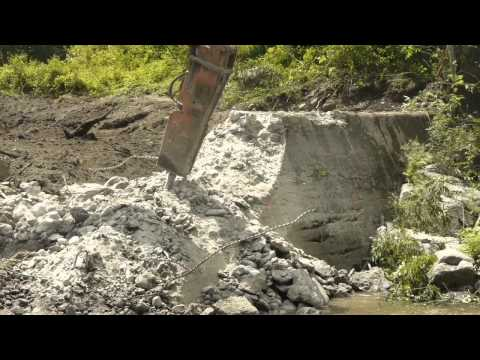 Franconia Paper Mill Dam Removal Project