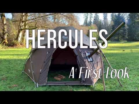 Hercules Hot Tent: 8-person  Quick Look