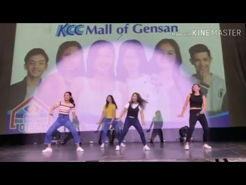 Teen Big 4 with Seth and Aljon @ KCC Mall Gensan