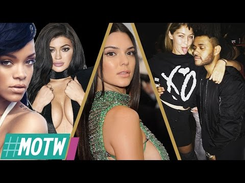 Thumbnail: Rihanna MAD at Kylie Jenner? Gigi Hadid Receiving GIFTS from The Weeknd?! Kendall PLASTIC SURGERY?