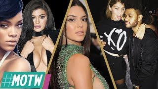 Rihanna MAD at Kylie Jenner? Gigi Hadid Receiving GIFTS from The Weeknd?! Kendall PLASTIC SURGERY?