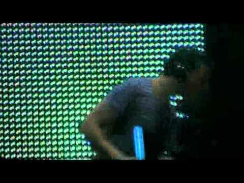 Dj Tiesto. Kaleidoscope World Tour 2010 - Lviv