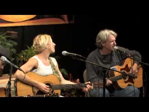 """Cotton"" by Sam Baker ft. Carrie Elkin and Danny Schmidt (Live)"
