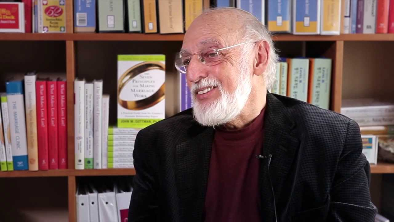 john gottman John mordecai gottman (born april 26, 1942) is an american psychological researcher and clinician who did extensive work over four decades on divorce prediction and marital stability he is also an award-winning speaker, author, and a professor emeritus in psychologyhe is known for his work on marital stability and relationship analysis through scientific direct observations, many of which.