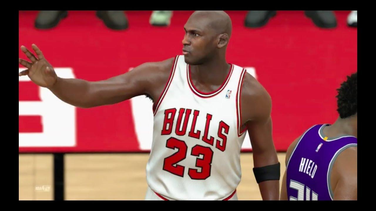 NBA 2K18 - Michael Jordan