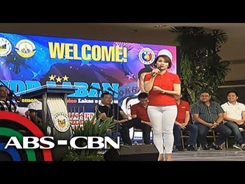 TV Patrol: Sino ang mga napipisil ng PDP-Laban na tumakbo sa Senado sa 2019?