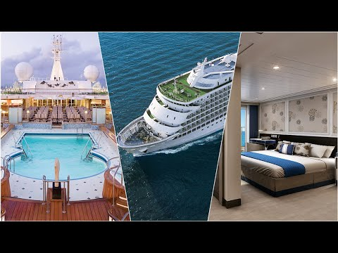 7 Best Cruise Ships In The World 2021 | Luxury Cruise Ships