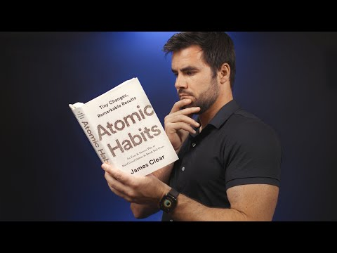 Atomic Habits: 4 Rules for Sticking to Any Habit